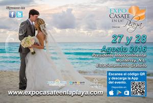 EXPO CASATE EN LA PLAYA