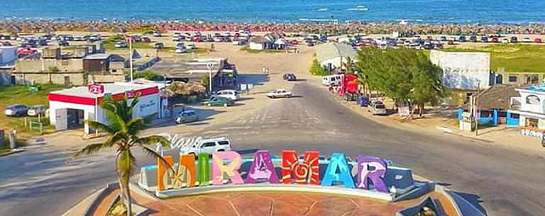 Resultado de imagen de Playa Miramar